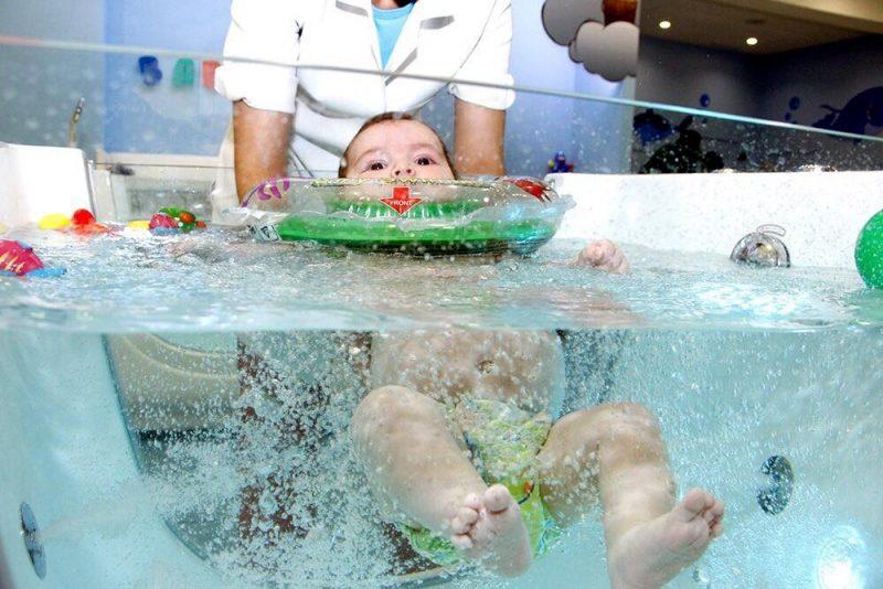 Baby Spa: détente apaisement soin bébé laetitia Gehin vosges